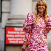 What kind of floral prints is trending in 2020?